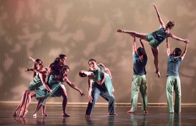 5/9/15: Photograph taken the Encore Dance Company 2015 dance concert, Evoke. Photo jim.mccormack@mac.com